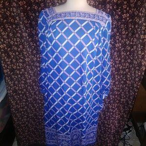 Retro vintage dress